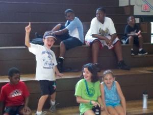 Summer Soccer Camp 2012